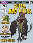 RPG Item: Super Bad Guys! #1