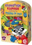 Board Game: Raccoon Rumpus