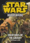 RPG Item: Star Wars Roleplaying Adversary Deck: Creatures of the Galaxy Adversary Deck