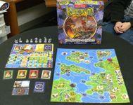 Board Game: Runebound: The Island of Dread