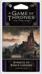 Board Game: A Game of Thrones: The Card Game (Second Edition) – Streets of King's Landing