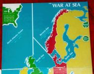 Board Game: War at Sea (Second Edition)
