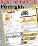 Board Game: Heat of Battle:  FireFights!