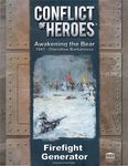 Board Game: Conflict of Heroes: Awakening the Bear – Firefight Generator