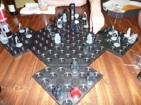 Board Game: Laser Battle