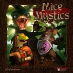 Board Game: Mice and Mystics: Downwood Tales