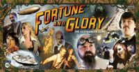 Board Game: Fortune and Glory: The Cliffhanger Game