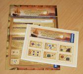 Board Game: A Column of Fire: New Advantage Tiles