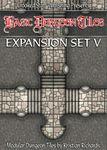 RPG Item: Basic Dungeon Tiles: Expansion Set V