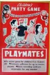 Board Game: Playmates
