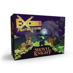 Board Game: Exceed: Shovel Knight – Shadow Box