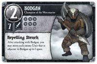 Board Game: Summoner Wars: Bodgan