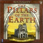 Board Game: The Pillars of the Earth: Expansion Set