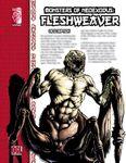 RPG Item: Monsters of NeoExodus: Fleashweaver (OGL 3.5)