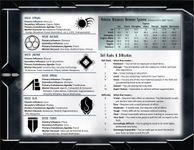 RPG Item: Nova Praxis GM Screen