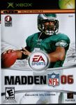 Video Game: Madden NFL 06