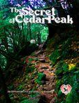 RPG Item: The Secret of Cedar Peak
