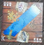 Board Game Accessory: Get Bit / Walk the Plank: Dual Purpose Playmat