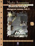 RPG Item: Battlemaps: Dungeon Rooms Vol. I
