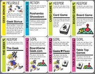 Board Game: Fluxx: BoardGameGeek Expansion