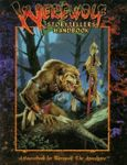 RPG Item: Werewolf Storytellers Handbook (1st Edition)