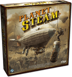Board Game: Planet Steam