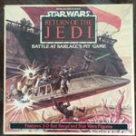 Board Game: Star Wars: Return of the Jedi – Battle at Sarlacc's Pit