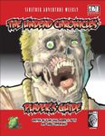 RPG Item: The Undead Chronicles Player's Guide