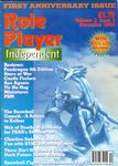 Issue: Roleplayer Independent (Volume 2, Issue 1 - Dec 1993)