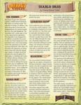 RPG Item: Diablo Pass