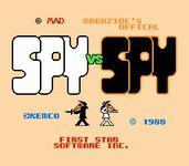 Video Game: Spy vs. Spy