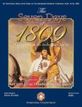 Board Game: The Seven Days of 1809: Napoleon and the Archduke Charles