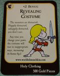Board Game: Munchkin Quest: Promo Cards