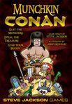Board Game: Munchkin Conan