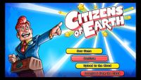 Video Game: Citizens of Earth