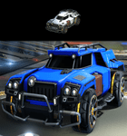 Character: Marauder (Rocket League)
