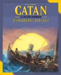 Board Game: Catan: Explorers & Pirates – 5-6 Player Extension