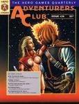 Issue: Adventurers Club (Issue 26 - Spring 1995)