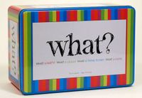 Board Game: What?