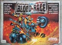 Board Game: Blood Race