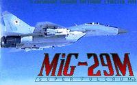 Video Game: MiG-29M Superfulcrum