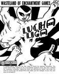 RPG Item: Lucha Liga