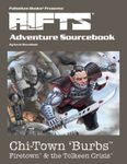 RPG Item: Adventure Sourcebook 2: Chi-Town 'Burbs: Firetown & the Tolkeen Crisis