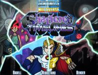 Board Game: Sentinels of the Multiverse: Shattered Timelines