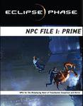 RPG Item: NPC File 1: Prime