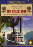 Board Game: Mississippi Queen: The Black Rose