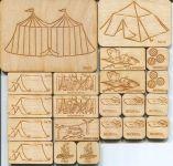 RPG Item: Encampment Tile set