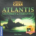 Board Game: Die Siedler von Catan: Atlantis – Szenarien & Varianten