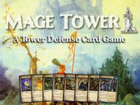 Board Game: Mage Tower: A Tower Defense Card Game