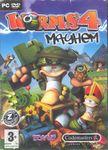 Video Game: Worms 4: Mayhem